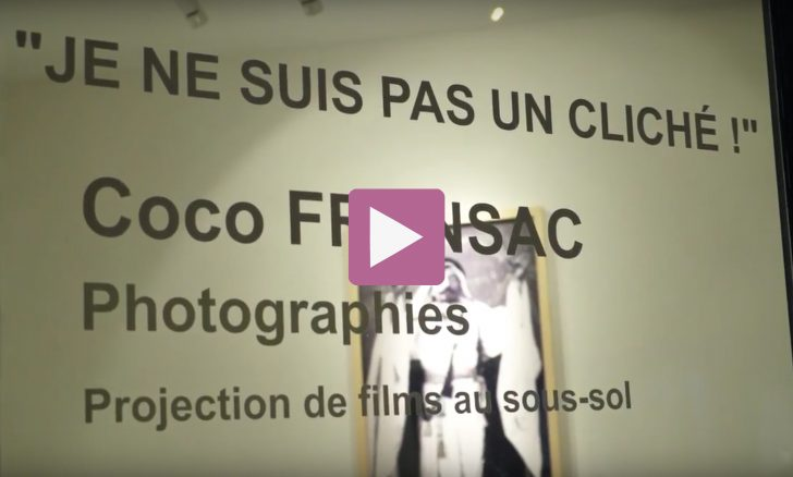 vernissage Coco Fronsac voz'show